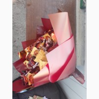 Букет из конфет Денежное изобилие