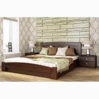 Кровати Эстелла из натурального дерева (бук)