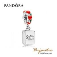 Pandora шарм-подвеска DISNEYКнига Белоснежка и 7 гномов #797167ENMX