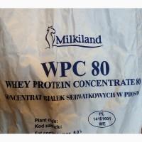 Сывороточный протеин КСБ WPC 80 Milkiland Ostrowia