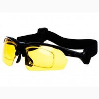 Очки-антифары Autoenjoy Profi Sport (очки для ночного вождения, очки для ночной езды)