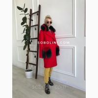 Пальто Brenda демисезонное в шоу руме