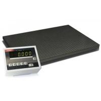 Платформенные весы 4BDU Бюджет на 600 кг от 1000х1000мм до 1500х1500мм