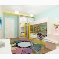 Детская мебель под заказ по индивидуальному проекту