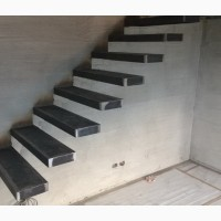 Изготовим консольную лестницу. Броневик Днепр