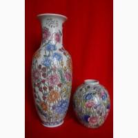Винтажные Китайские вазы