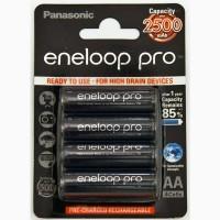 Аккумуляторы AA Panasonic Eneloop 2550 мАч блистер 4 шт