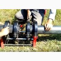 Зварювання поліетиленових труб. Терморезисторне зварювання. Зварювання ВСТИК