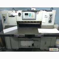 Бумагорезальная машина Adast Maxima MS-80, пресс БПП-75