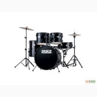 Продам барабанную установку Peace DP-101 Black