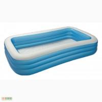 Надувной бассейн «Семейный» INTEX 58484
