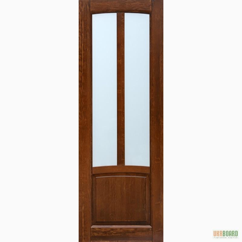 Двери Белорусские из массива ольхи Корсика