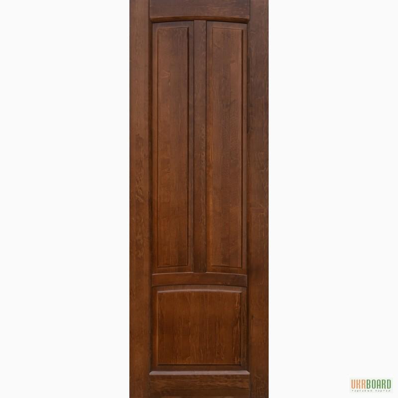 Фото 2. Двери Белорусские из массива ольхи Корсика