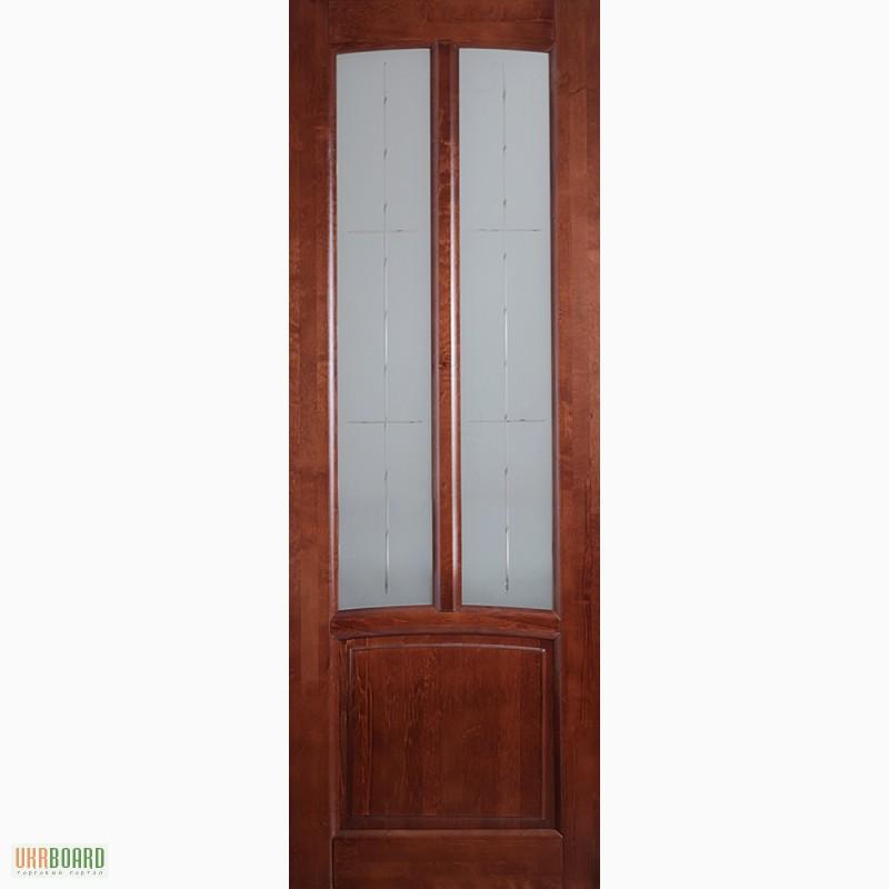 Фото 3. Двери Белорусские из массива ольхи Корсика