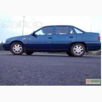 Daewoo Nexia синего цвета. 1997 г. в. Одесса. Хорошее состояние. На газу и бензине.