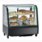 Настольная холодильная витрина кондитерская Scan/Скан RTW100 барная.Рассрочка