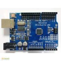 DccDuino UNO R3 (копія Arduino UNO R3)
