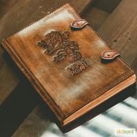 Мужские дизайнерские блокноты и ежедневники