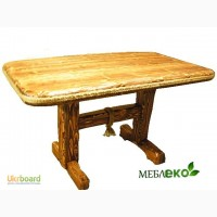 Стол кухонный деревянный, Стол Кубик