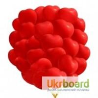 Воздушные шары на День Валентина и 8 Марта в Киеве, шарики с гелием, фигуры