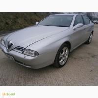 Разборка Alfa Romeo 166; 98-04 год. Запчасти на Альфа Ромео 166