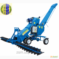 Мощный зернометатель ПЗМ-170