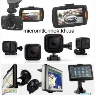 Видеорегистраторы мини камеры GPS трекеры
