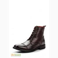 Мужские ботинки Base London из натуральной кожи