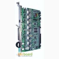 Panasonic KX-TDA0170. Плата 8 внутренних гибридных линий для TDA100RU, TDA200RU