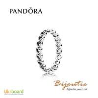 Оригинал Pandora кольцо сердца 190980