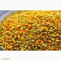 Пыльца хорошая, сухая, светлая, вкусная. По всей Украине