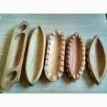 Деревянная посуда.Купить посуду из дерева в Харькове