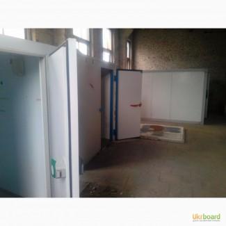 Холодильные камеры агрегаты для холодильных камер в рабочем состоянии б/у