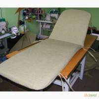 Пошив матрасов на шезлонги, лежаки и кресла