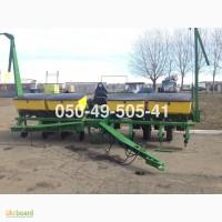 Пневматическая сеялка Джон Дир Дір John Deere 7200 кукуруза подсолнечник капремонт