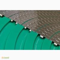 Направляющие пластиковые профили для пластинчатых и роликовых цепей, модульных лент
