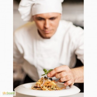 Работа поваром на выезд по Киеву