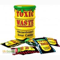 Toxic Waste. Jelly Belly. Токсик Вейст. Джели Бели