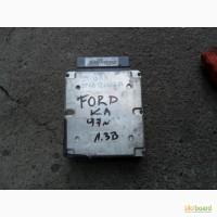 Блок управления 97KB-12A650-DB, мозги (ЭБУ) Форд Ка 1.3