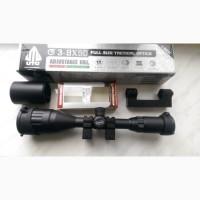 Оптический прицел LEAPERS 3-9X50 для пневматики + Подарки
