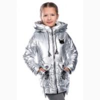 Демисезонная курточка для девочки Кэт с 122-146 р