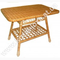 Мебель плетена з лози