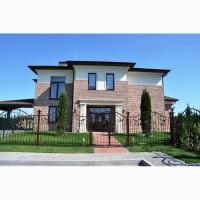 Дом площадью 421м2 в коттеджном городке Солнечная Долина, с. Романков
