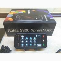Легендарный смартфон Nokia 5800 XpressMusic