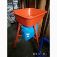 Мукомолка Novital Davide 4V мельница для зерна, бобовых, кукурузы, сахарной пудры, специй