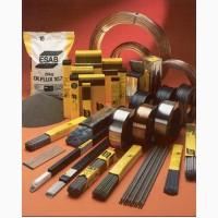 Сварочные материалы и оборудование