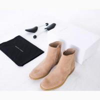 250$ Премиум обувь 100% замша Foundation Footwear