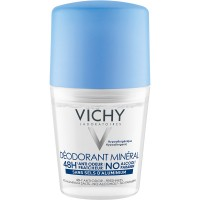 Дезодорант минеральный без солей алюминия Deodorant Mineral Roll On 48H Vichy