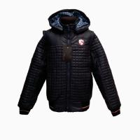 Куртка - жилет демисезонная для мальчиков, размеры 32-44, цвета разные