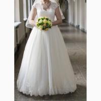 Свадебное платье, размер М